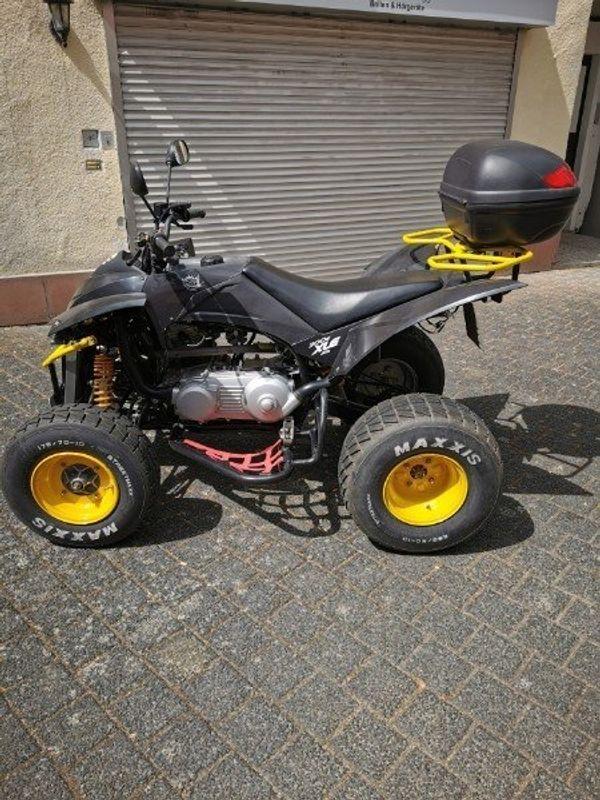 Quad SMC 300 Bronco