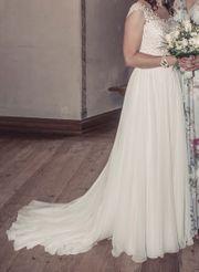 Brautkleid Grösse 36