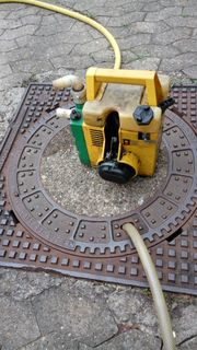 Wasserpumpe McCulloch - Benzin - 2 Takt