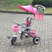 Dreirad in Pink
