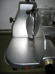 Aufschnittmaschine Mettler Toledo Metzgerei 230