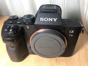 Kamera Sony A7 III