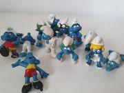 Schlümpfe Spielfiguren