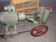 Motor Pumpe 1 5 PS