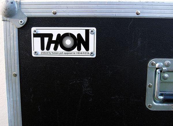 Keyboardcase aus Kunststoff von THOMANN