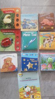 Babybücher zu verschenken