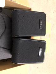 Lautsprecher Boxen Original verpackt