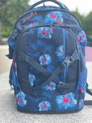 Satch Schulrucksack Waikiki Blue
