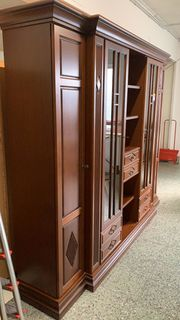 Hochwertige Wohnzimmerwand - 240 210cm - LD210412