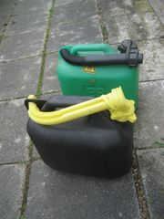2 Stück Reserve Kraftstoff-Kanister Benzinkanister