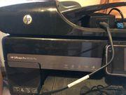 Einzugsscanner HP Officejet Pro 8500A
