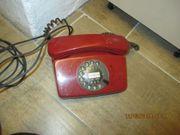 Nostalgie Telefon mit Wählscheibe