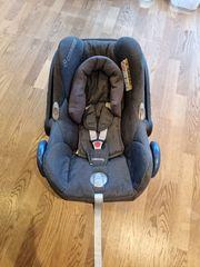 MAXI-COSI Babyschale Cabriofix grau