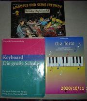 Keyboard-Schulen und -Noten sehr gut