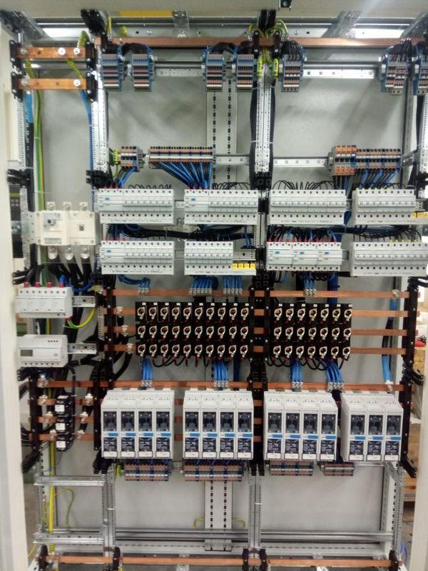Schaltschrankbau und Elektroinstallationen