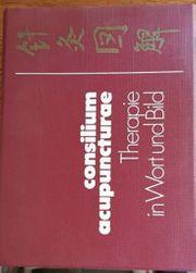 Buch Consilium acupuncturae - Therapie in