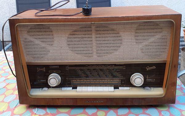 Retro Radio Graetz