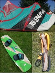 Kite Set 15qm Bar Board