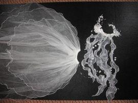 Alles für die Hochzeit - Brautschleier -Bänder