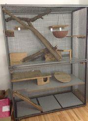 Voliere Käfig Metall für Vögel
