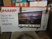 Smart Tv Sharp