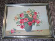 Ein altes Blumenbild