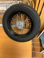 Harley Davidson Felge hinten