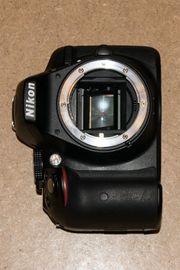 Nikon D5300 Body - Ersatzteilspender