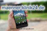 Top-Level de Domain - maenner-klinik24 de -