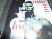 Musik CD von Rapper Shabba