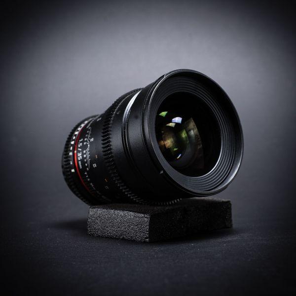 Samyang T1 5 35mm Objektiv