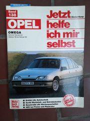 Reparaturanleitung Opel Omega