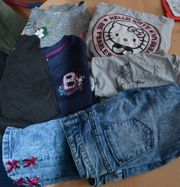 verschiedene Kleidung Gr 158 164