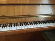 Kompaktes Bentley Klavier