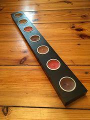 Stimmungsvolles Kerzenlicht Teelicht-Halter Holz