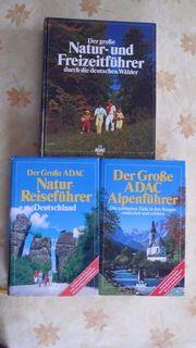 ADAC Reiseführer 3 Bände fester