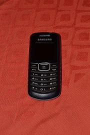 Verkaufe Handy Samsung GT-E1080W mit