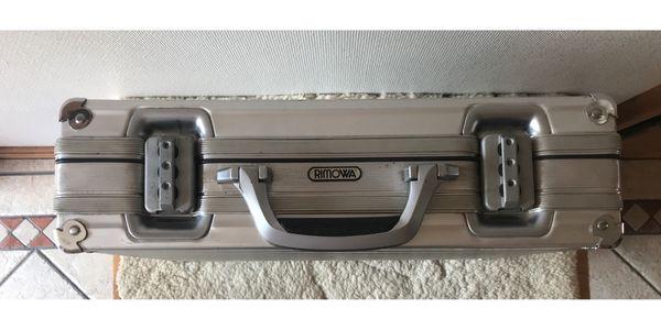 Rimowa Aktenkoffer Aluminium