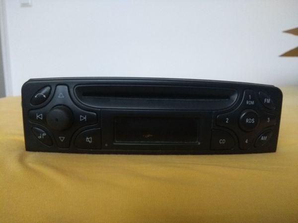 Autoradio Mercedes Benz C 180