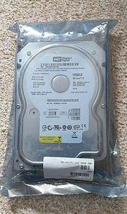 Western Digital WB800JB Festplatte