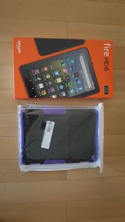 Fire HD 8 Tablet 8