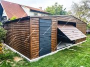 TOP Garagen Premium in Holz