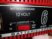 Werkstattladegerät Batterieladegerät