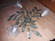 Deckenlampe mit 2 Tischlampen