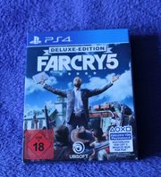 Far Cry 5 Deluxe Edition