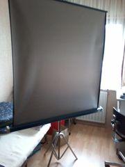Leinwand für Beamer oder Dia-Projektor