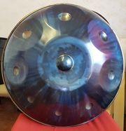 Handpan D-Minor 9 Tonflächen 440Hz