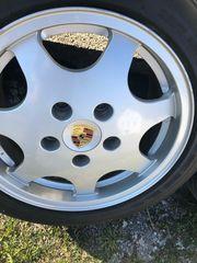 Komplettsatz Porsche Felgen C2 Felgen