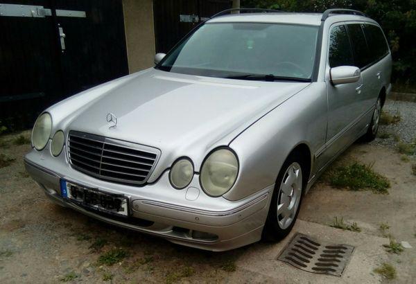 Mercedes E220 CDI T Tüv