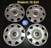 TOP 4 x Original VW
